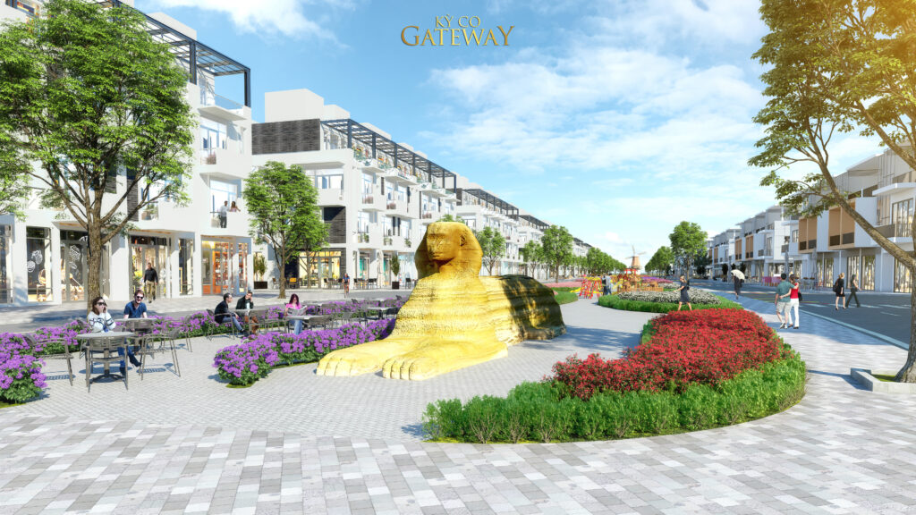 Ky Co Gateway Cong vien Spinx Feb 17