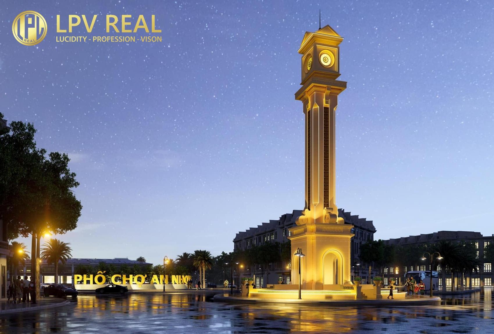 pho cho an nhon hung dinh city